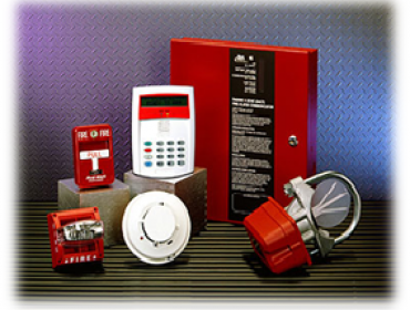 Fire Detection & Fire Fighting Systems
